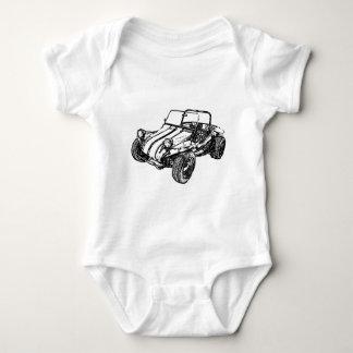 Carrinho de duna t-shirts