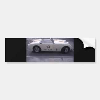 Carro Adesivo Para Carro