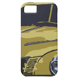 CARRO AMARELO CAPA iPhone 5 Case-Mate