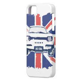 CARRO CAPA BARELY THERE PARA iPhone 5