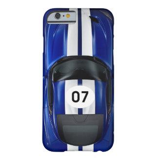 Carro de esportes 07 capa barely there para iPhone 6