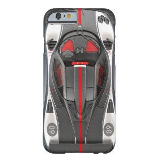 Carro de esportes 09 capa barely there para iPhone 6