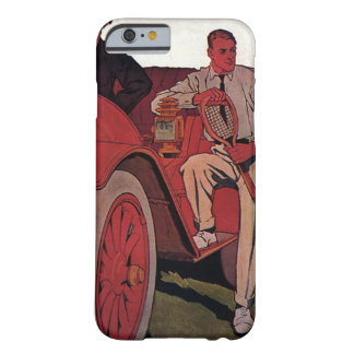 Carro do Convertible da antiguidade dos homens do Capa Barely There Para iPhone 6