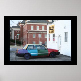Carro do gueto poster