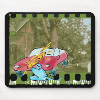 Carro Mouse Pads
