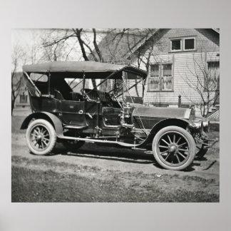 Carro velho pôster