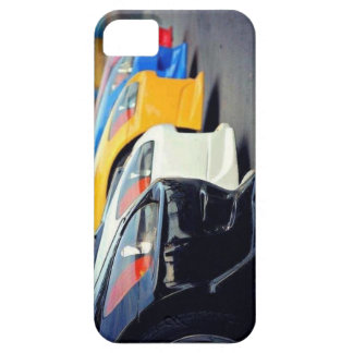Carros Capa Barely There Para iPhone 5