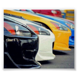 Carros Poster