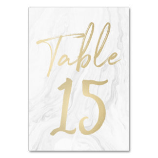 Cartão 15 do número da mesa do roteiro   do