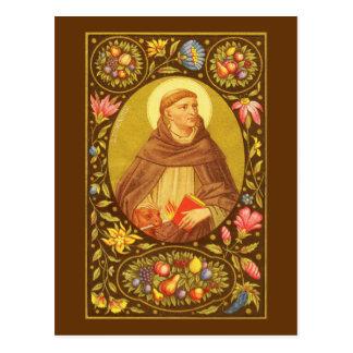 Cartão #1 de St Dominic de Guzman (PM 02)