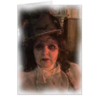Cartão 1 do fantasma