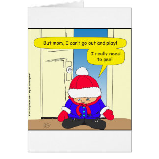 Cartão 650 eu tenho que fazer xixi desenhos animados
