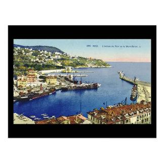 Cartão, agradável velhos, Entrada du Porto e boro Cartão Postal