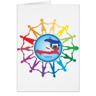 Cartão Ajuda Haiti 2