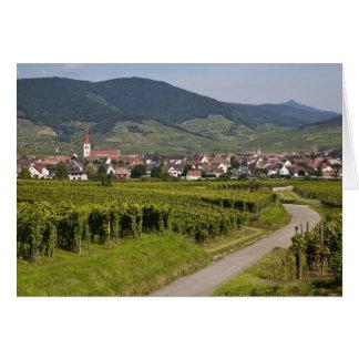Cartão Alsácia, France