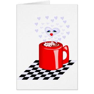 Cartão Ame minha bebida