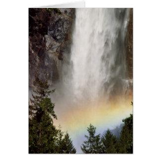 Cartão America do Norte, EUA, Califórnia, Yosemite