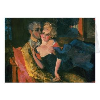 Cartão Amor, 1910