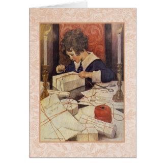 Cartão Arte finala de Jessie Wilcox Smith