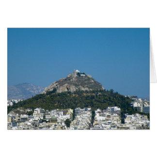 Cartão Atenas