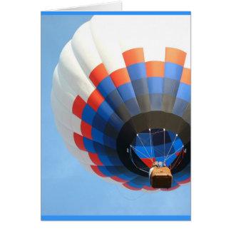 Cartão Ballooning!