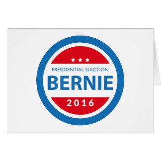 Cartão Bernie 2016