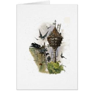 Cartão BIrdhouse