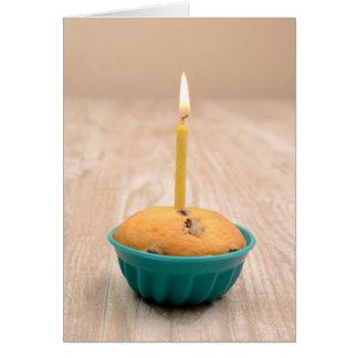 Cartão Birthday cake
