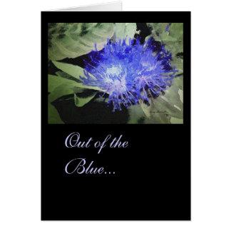 Cartão BlueSpiderMum - senhorita Você