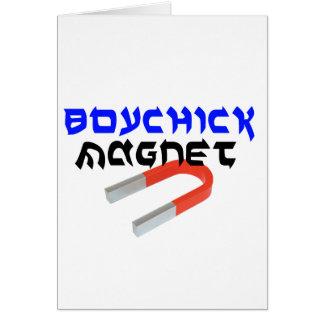 Cartão Boychick