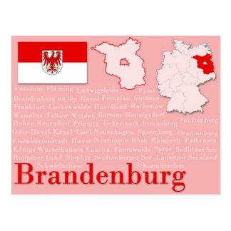 """Cartão """"Brandemburgo """""""