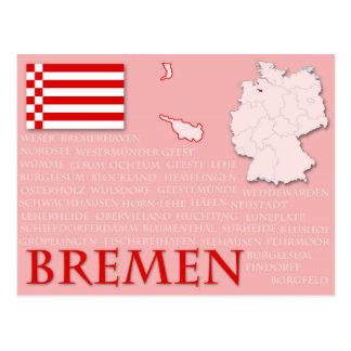 """Cartão """"Brema """""""
