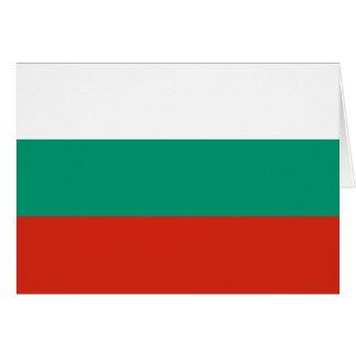 Cartão Bulgária