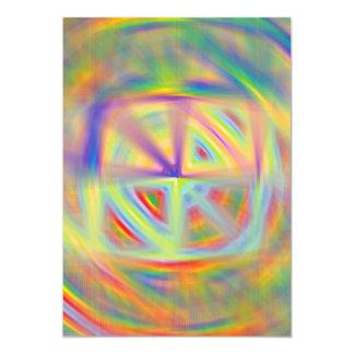 Cartão Caleidoscópio
