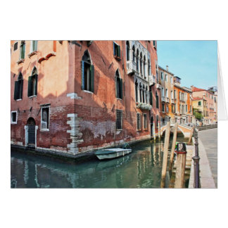 Cartão Casa de Veneza