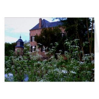 Cartão Castelo de Erenstein, Kerkrade