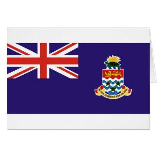 Cartão Cayman Islands