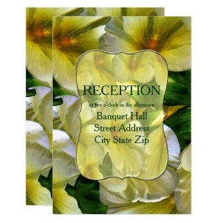Cartão Cheio da recepção da felicidade