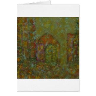 Cartão Cidade e cor