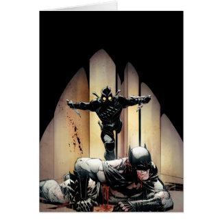 Cartão Cobrir #5 de Batman Vol 2