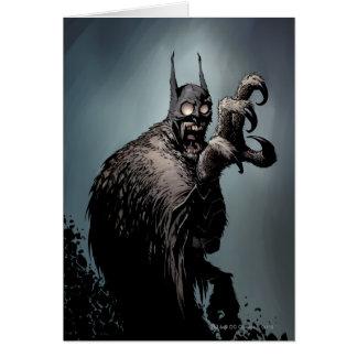 Cartão Cobrir #6 de Batman Vol 2