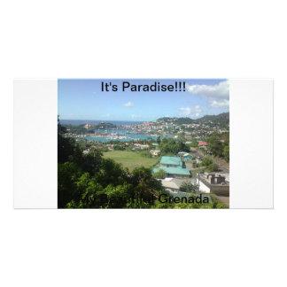 Cartão com fotos de Grenada Cartão Com Foto
