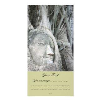Cartão com fotos principal de Buddha Cartão Com Foto