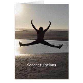 Cartão da arte das felicitações