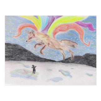 Cartão da arte dos SONHOS