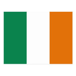Cartão da bandeira de Ireland