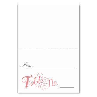 Cartão da escolta de Love Story
