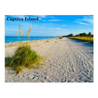 Cartão da ilha de Captiva