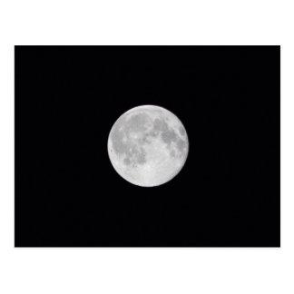 Cartão da Lua cheia