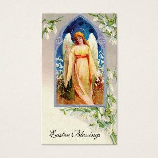 Cartão da relembrança: Bênçãos da páscoa